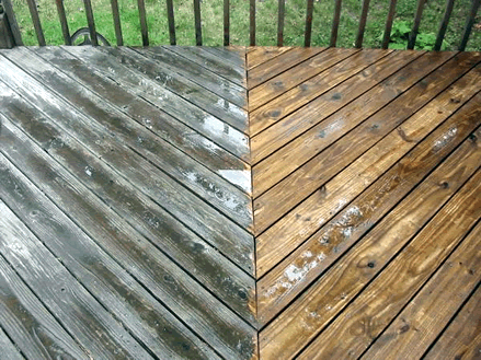 StainLifters pressure washing